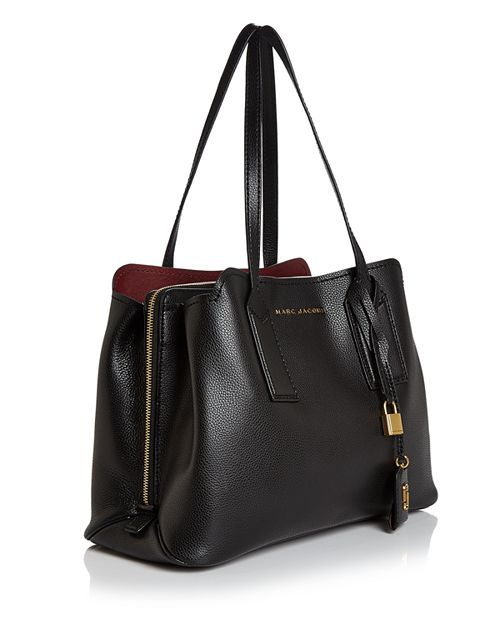 db50efda3491 Marc Jacobs The Editor Leather Tote in 2019