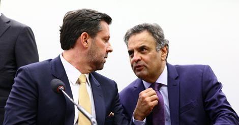 osCurve Brasil : Janot pede investigação contra Aécio, Cunha, Edinh...