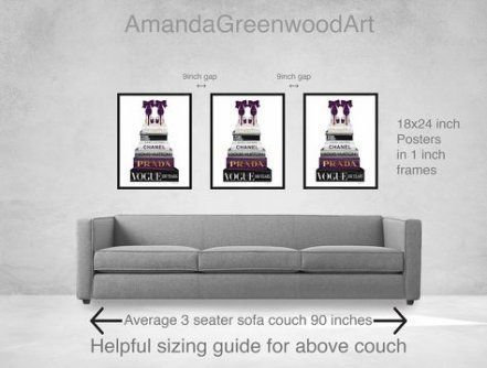 Living room art above couch ideas 36+ ideas – #abo…
