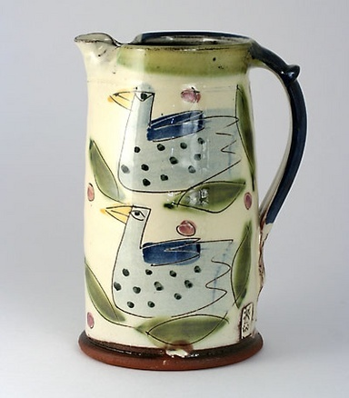 227 Best Ceramics Jugs Images On Pinterest Ceramic