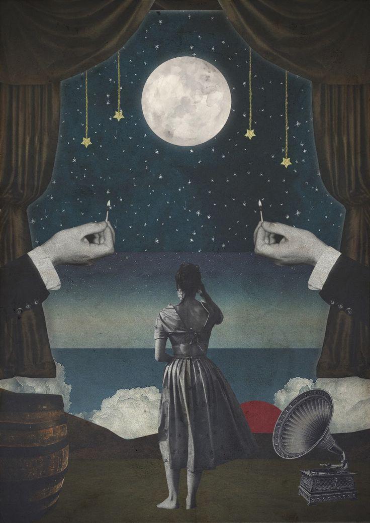 Te amo de aqui a la Luna.