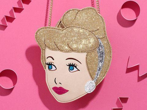 Winterschlussverkauf - Danielle Nicole Schultertasche – Disney Cinderella,