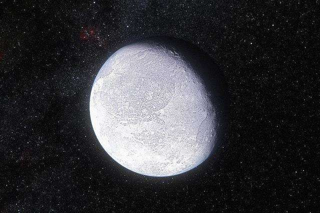 Eris Dwarf Planet - Pics about space