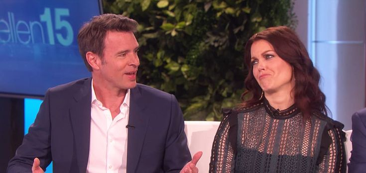Scott Foley kept it real and said he plans to ghost the 'Scandal' cast after the show ends  and his co-stars didn't like hearing that