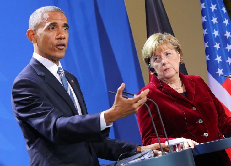 Nachricht: Merkel und Obama: Abschied von der guten alten Zeit - http://ift.tt/2eMy3vV #aktuell
