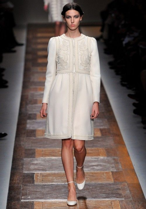 LOVING the Valentino Fall 2012 line. Gorgeous!