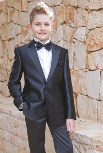 Фото костюма цветных на выпускной для мальчиков