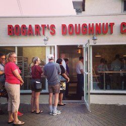 Bogart's Doughnut Co - 36th and Bryant, Minneapolis