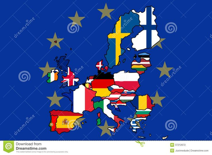Resultado de imagen de bandera de la comunidad europea