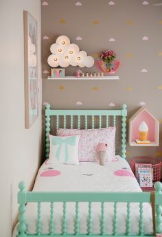 twin bed wood bubble spindles - Google Search