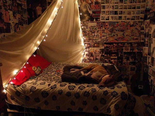 Best 25+ Christmas lights room ideas on Pinterest   Christmas ...