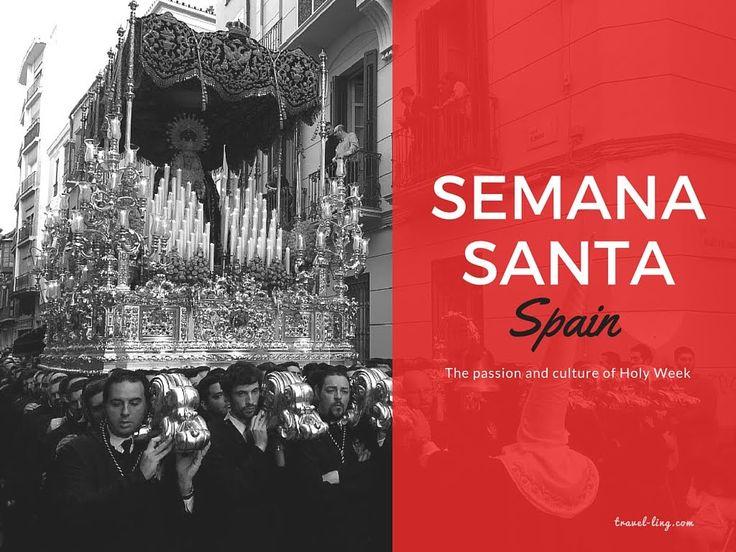 Semana Santa in Málaga, Spain