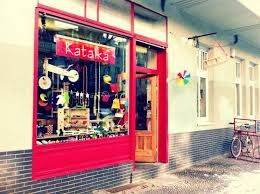 katalka - Spielzeugladen mit anthroposophische Ausrichtung. Raumerstr., Prenzlauer Berg, Berlin