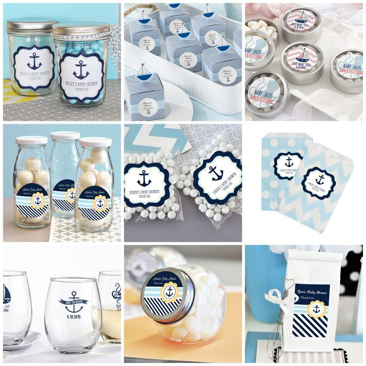 Best Baby Shower Party Favors: 25+ Best Ideas About Nautical Party Favors On Pinterest