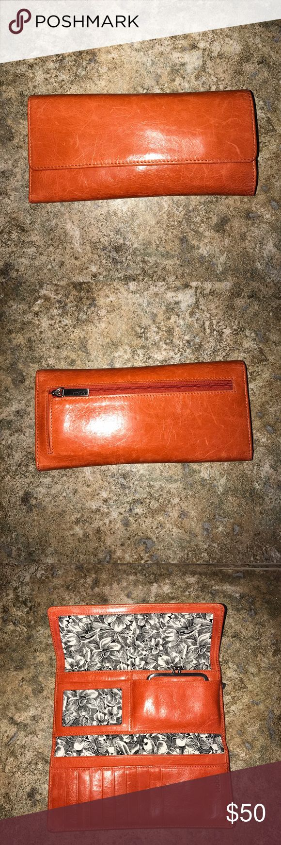 Hobo wallet Brand new.  Never used HOBO Bags Wallets
