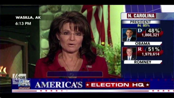 Sarah Palins Election Night Meltdown