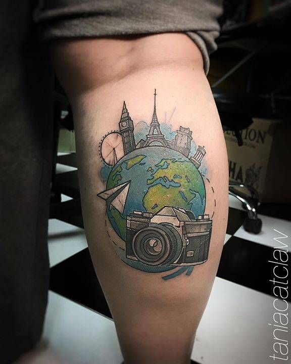 Tattoo Woman Planet: 1000+ Ideas About Earth Tattoo On Pinterest