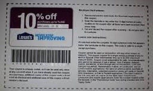 does home depot takes lowes coupon