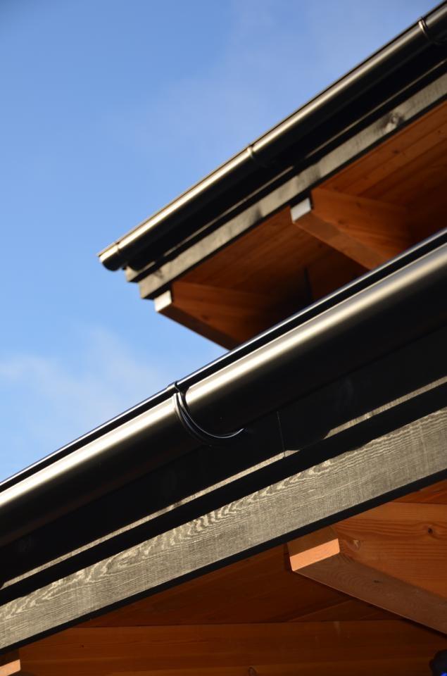 16 Best Beautiful Homes Custom Gutter Work Canada Images