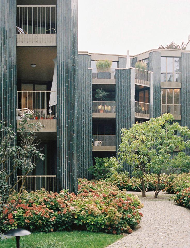 EMI Architekten > Steinwiesstrasse/Irisstrasse Housing Zürich