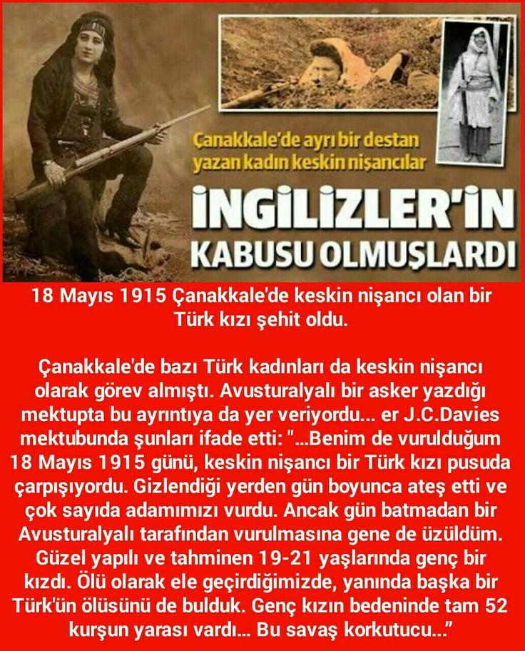#TarihteBugün #Çanakkale de Keskin Nişancı Olan Bir Türk Kızı Şehit Oldu. #KeskinNişancı #Türk #OsmanlıDevleti #Tarih #OsmanlıKadını #Soldier #Asker #OsmanlıTarihi #KadınKahramanlar #Şehit #osmanlı_1453_2023 #ottoman_1453_2023 #sarpertr #çanakkalegeçilmez #gündem #sondakika #szcndr #erdemözveren #osmanlıbilinmeyenleri #türkiye #vatan #ingiliz #asena