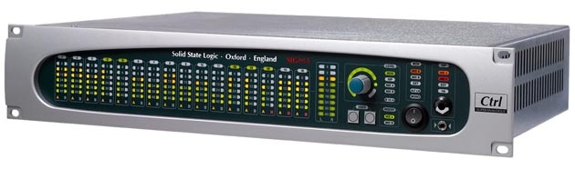 Designed for the DAW user that seeks the legendary big sound of an SSL console while retaining the convenience of working in the box, Sigma is a unique analogue mix engine in a 2U rack unit, that is remote controlled using MIDI via Ethernet using a DAW or an iDevice compatible software interface.