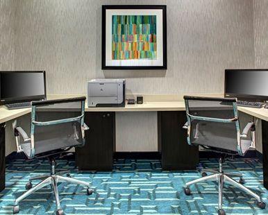 Hampton Inn Miami-Coconut Grove/Coral Gables Hotel, FL - Office Center