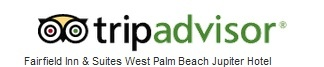 Check us out on  TripAdvisor:  http://www.tripadvisor.com/Hotel_Review-g34335-d87524-Reviews-Fairfield_Inn_Suites_West_Palm_Beach_Jupiter-Jupiter_Florida.html