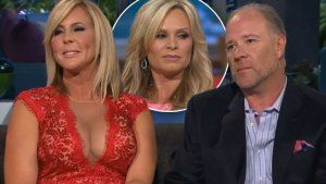 Radar Online | Vicki Gunvalson & Brooks Ayers To Move In Together?