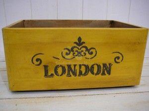 Bednička LONDON