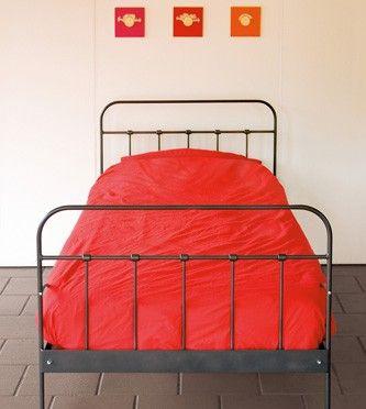 Dordogne 1-persoonsbed matrasmaat 90 x 200 cm | Smeedijzeren bedden | In de Wijde Wereld