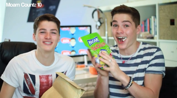 Look how happy Jack is to be getting Moams | Little ...