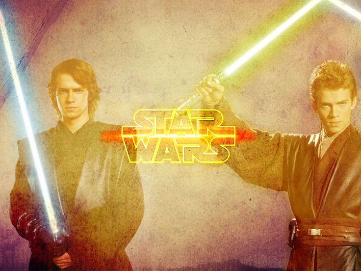 """Hayden Christensen Characters: Anakin Skywalker """"Star Wars: Attack of the Clones(2002) & Revenge of the Sith(2005) """" """"Hayden plays Anakin Skywalker, who according to the Jedi prophecy is the..."""