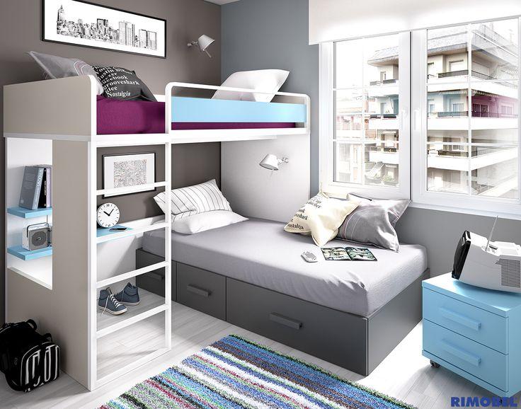37 best Rimobel Childrenu0027s Bedroom Furniture images on Pinterest - jugendzimmer komplett poco awesome design
