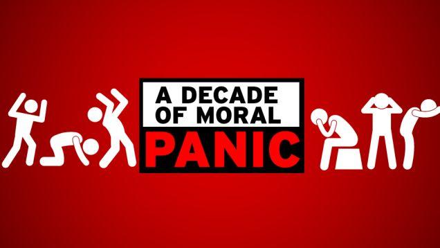 Moral panic thesis