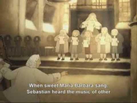Сказки старого пианино: И.С.Бах (2011) - YouTube