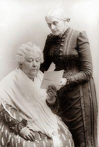 Mujeres en la historia: Luchando por votar, Susan B. Anthony (1820-1906)