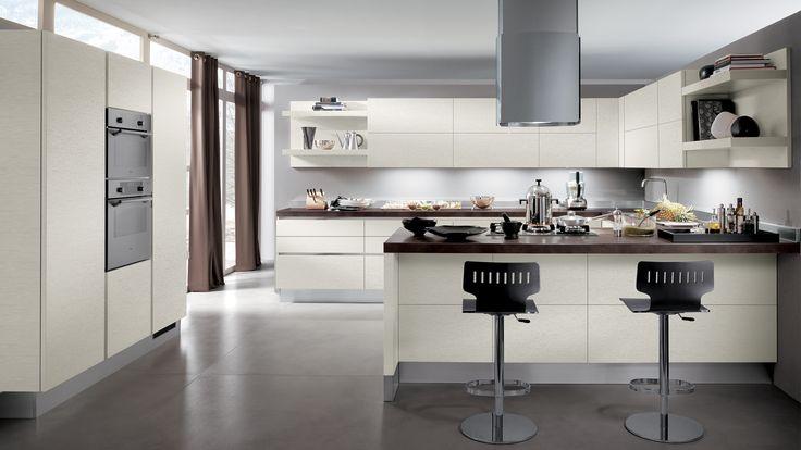 Cucina contemporanea Scenery   Sito ufficiale Scavolini
