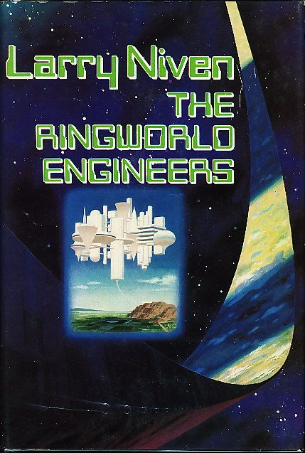 NIVEN, LARRY. - THE RINGWORLD ENGINEERS.