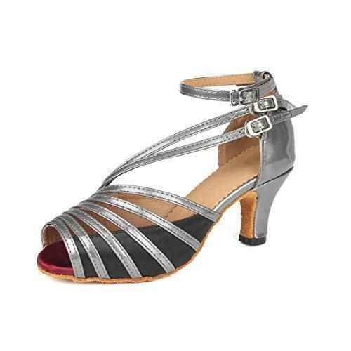 Oferta: 35.47€. Comprar Ofertas de sukutu Beatuiful moda mujeres interior zapatos de baile Latina de baile Tango zapatos de danza para mujer Salsa zapatos de mu barato. ¡Mira las ofertas!