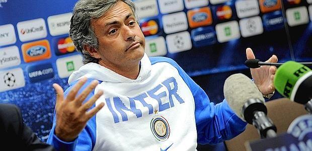 Per sempre il mio allenatore!!! #Inter #Mourinho