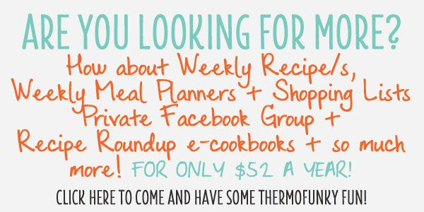 Does meal planning have you going BLAH! Then why not just download the free thermomix meal plan and have 31 meals ready for you to cook and wow the family w