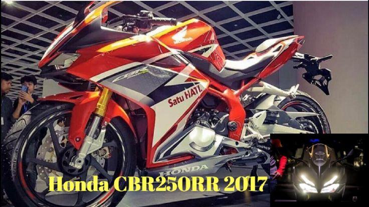 UEDAN BROW!!! Modifikasi All New Honda CBR250RR 2017, Carbon Killer!