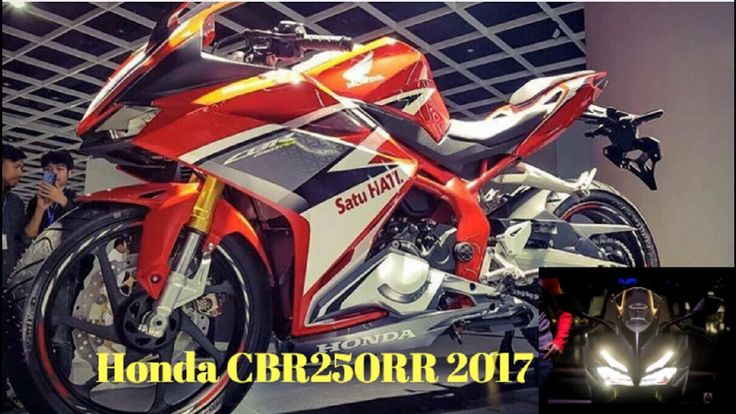UEDAN BROW!!! Modifikasi All New Honda CBR250RR 2017, Carbon Killer!