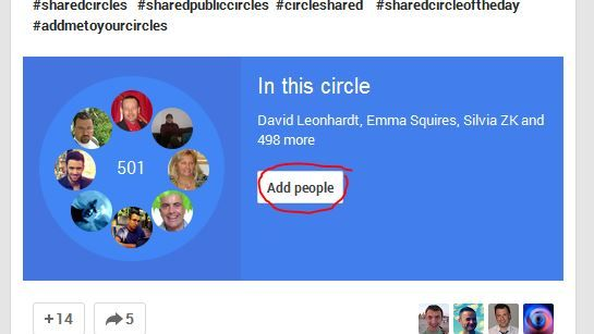 Circle sharing is taking over Google Plus like wildfire because people can quickly expand their network. Let me show you exactly what steps to take.