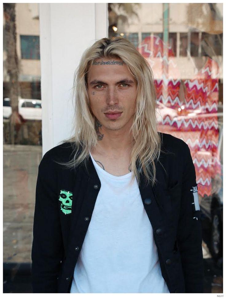 Bradley Soileau for Nuit, Talks Tattoos and Models Being Nothing image Bradley Soileau Nuit Photo Shoot 2014 002