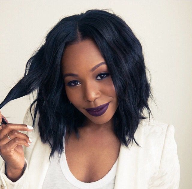 danity by freetress equal is a deep invisible part wig which has ...