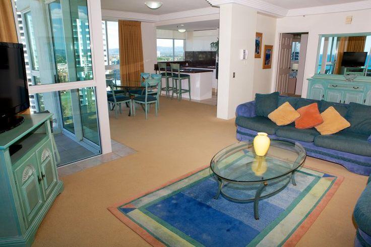 Carmel By The Sea - 2 Bedroom Apartments - Broadbeach Luxury Holiday Apartments
