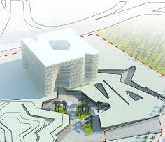 Галерея Хеннинг Ларсен выигрывает конкурс на проектирование Центрального банка Ливии - 12