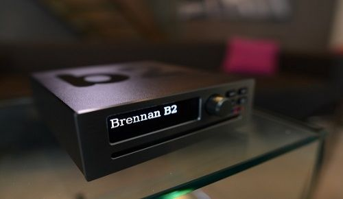 Thousands of CDs at your fingertips Brennan B2